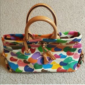 Dooney and Bourke Duck Bag, EUC
